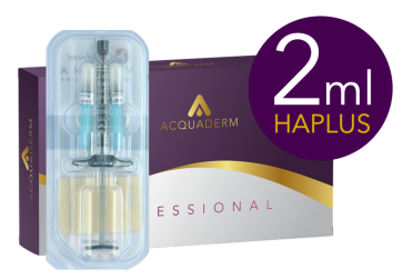 Buy Dermal Filler Hyaluronic Acid Injections HA Plus 45mg/ml + Lidocaine 2% - 2ml - Compare to Restylane / Juvederm - Deep wrinkle, Lips, Cheek, Nasolabial- 24h Delivery