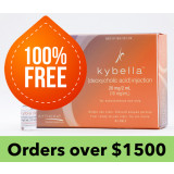 FREE $300 GIFT 8ml Premium Generic Kybella - Deoxycholic Acid 2TH GEN INJECTABLE Fat Dissolving. Local Bank of America or Wells Fargo transfer, Get 5 to 20% OFF