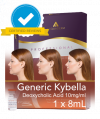 Premium Generic Kybella - NEW REDUCEL® Deoxycholic Acid 2TH GEN INJECTABLE Fat Dissolving Lipodissolve Injections – Compare to Aqualyx / Kybella. 1 x 8cc vial (Four treatments) 24h Delivery. Local Bank of America or Wells Fargo transfer, Get 5 to 20% OFF